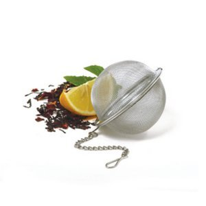 Norpro Mesh Tea Infuser Ball - 2 inch