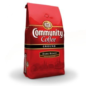 Community Coffee Dark Roast Signature Blend 2.5 LB