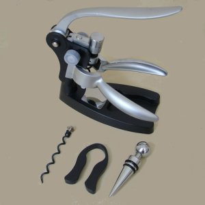 5 Piece Aluminum CorkScrew Set