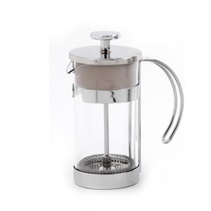 Norpro 2 Cup Chrome Coffee Press - Tea Press 5581
